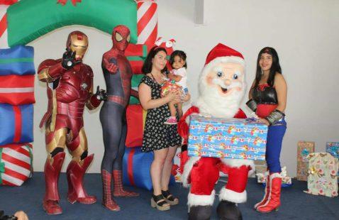Promec Chile celebra la navidad